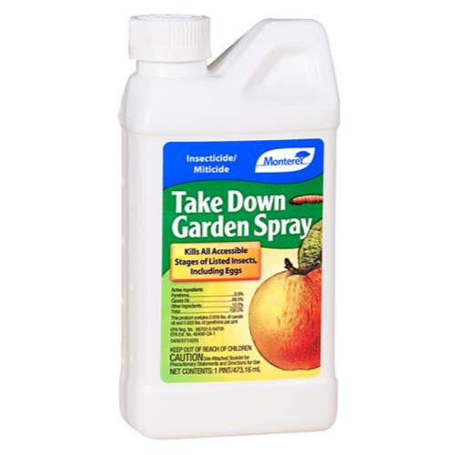 Take Down Garden Spray Pint (12/Cs)