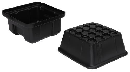 Ez Clone 16 Cutting System Lid & Reservoir - Black