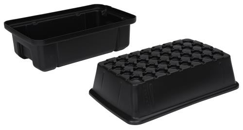Ez Clone 32 Cutting System Lid & Reservoir - Black