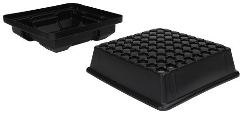Ez Clone 64 Cutting System Lid & Reservoir - Black
