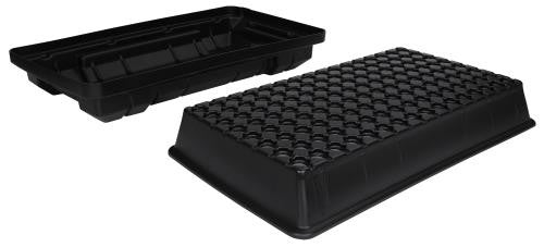 Ez Clone 128 Cutting System Lid & Reservoir - Black