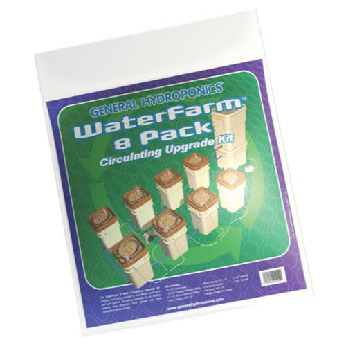 GH WaterFarm 8/Pack Circulating Upgrade Kit