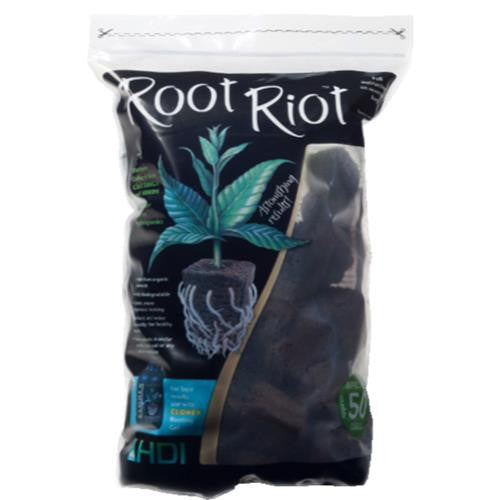 Root Riot Replacement Cubes - 50 Cubes (20/Cs)