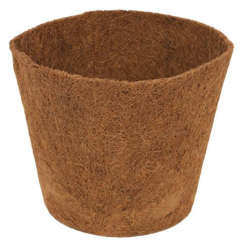 Mother Earth Coco Basket Liner 8 in (10/Pack)
