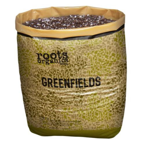 Roots Organics GreenFields Potting Soil 1.5 Cu Ft (60/Plt)