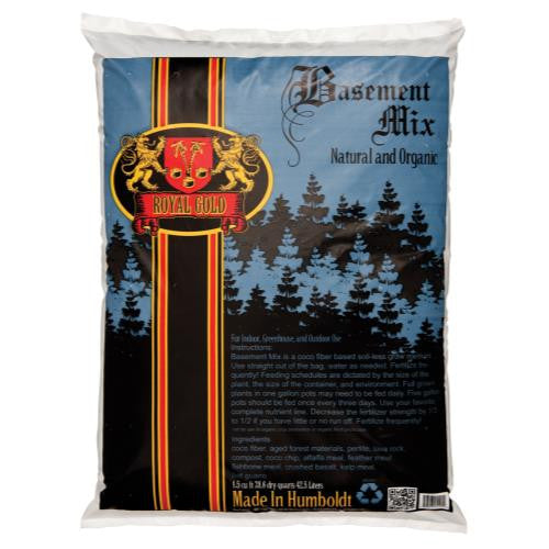 Royal Gold Basement Mix 1.5 cu ft (60/Plt)