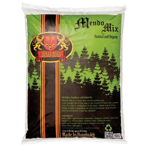 Royal Gold Mendo Mix 1.5 cu ft (60/Plt)