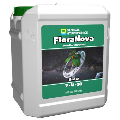 General Hydroponics FloraNova Grow 2.5 Gallon