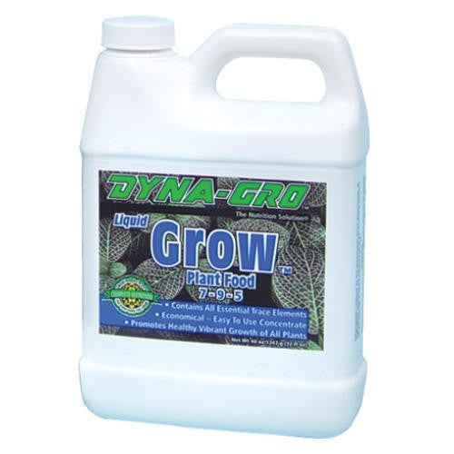 Dyna-Gro Liquid Grow Quart (12/Cs)