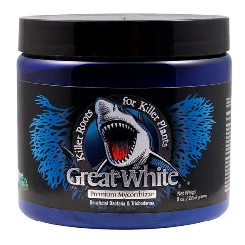Great White Mycorrhizae 8 oz (12/Cs)