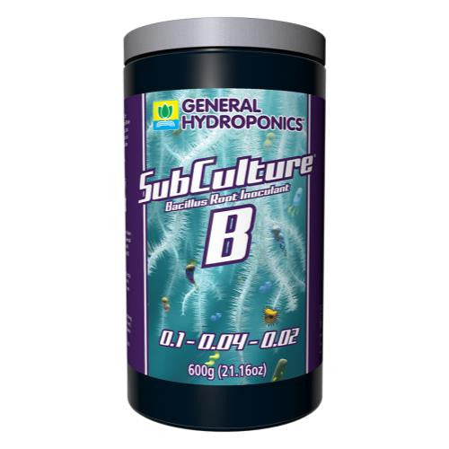 GH Subculture B 600 gm (6/Cs)