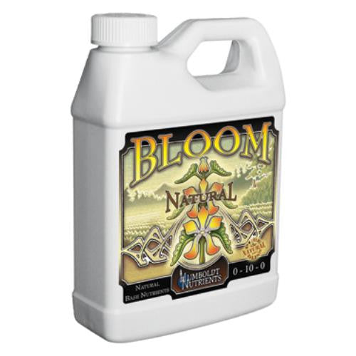 Humboldt Nutrients Natural Bloom Quart (12/Cs)