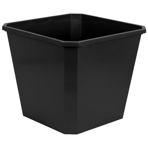 Flo-n-Gro 6.6 Gallon Black Bucket