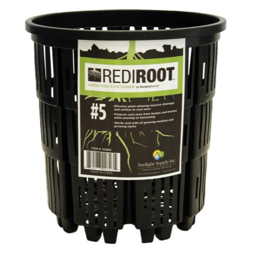 RediRoot Aeration Container 5 Gallon (16/Cs)