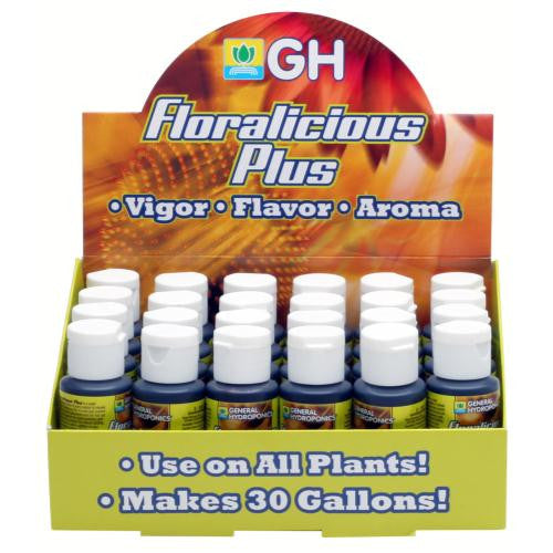 GH Floralicious Plus 1 oz Display Box (24/Cs)