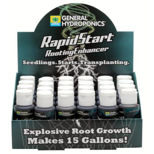 General Hydroponics Rapid Start 1 oz Bottle