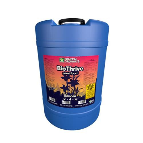 GH General Organics BioThrive Bloom 15 Gallon
