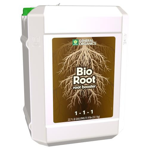 GH General Organics BioRoot 6 Gallon