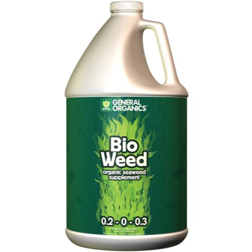 GH General Organics BioWeed Gallon (4/Cs)