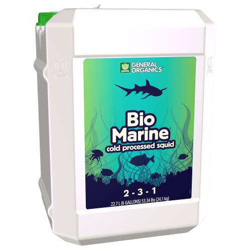 GH General Organics BioMarine 6 Gallon