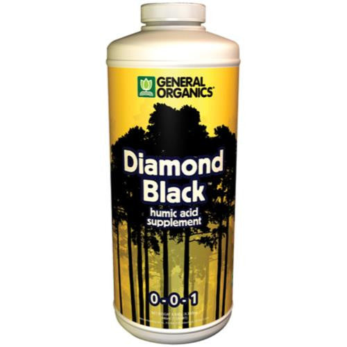 GH General Organics Diamond Black Quart (12/Cs)