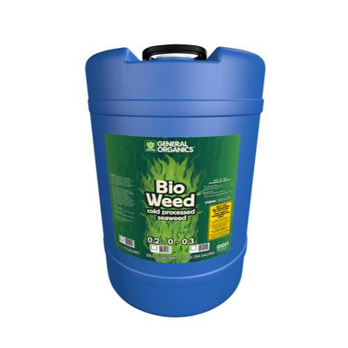 GH General Organics BioWeed 15 Gallon