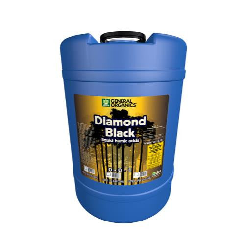 GH General Organics Diamond Black 15 Gallon