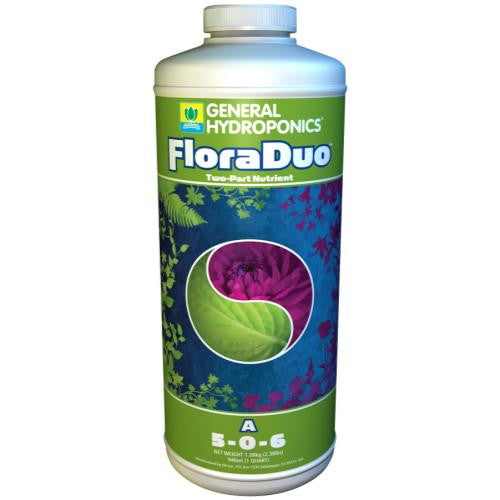 GH Flora Duo A Quart (12/Cs)