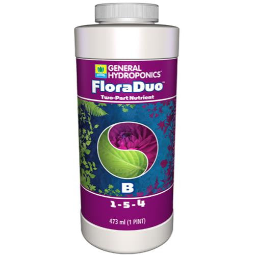 GH Flora Duo B Pint (12/Cs)
