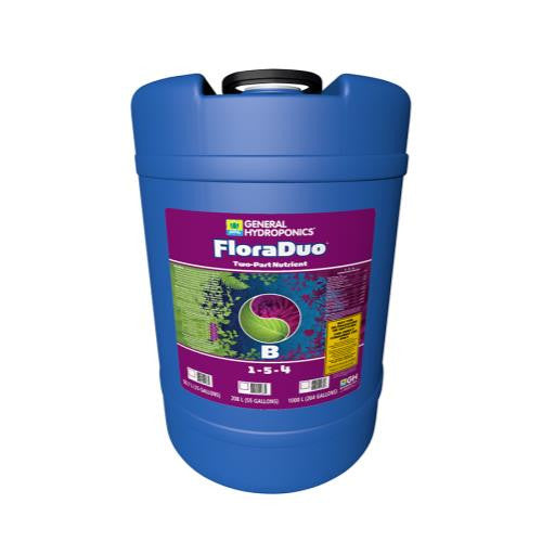 GH Flora Duo B 15 Gallon