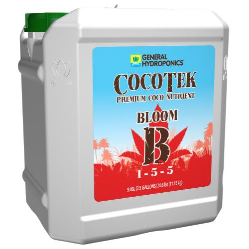 GH Cocotek Coco Bloom - A & B 2.5 Gallon (2/Cs)