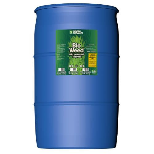 GH General Organics BioWeed 55 Gallon (1/Cs)