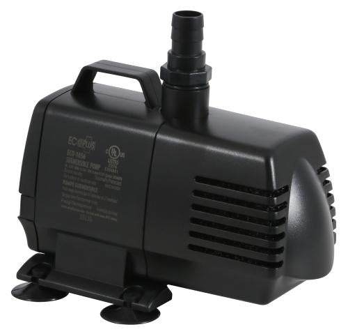 EcoPlus Eco 1056 Fixed Flow Submersible/Inline Pump 1083 GPH (6/Cs)