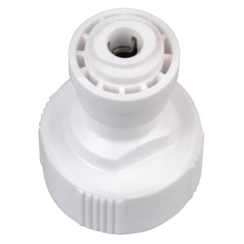 Hydro-Logic QC Garden Hose Connector 1/4 in