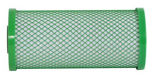 Ideal H2O Premium Green Coconut Carbon Filter - 4.5 in x 10 in