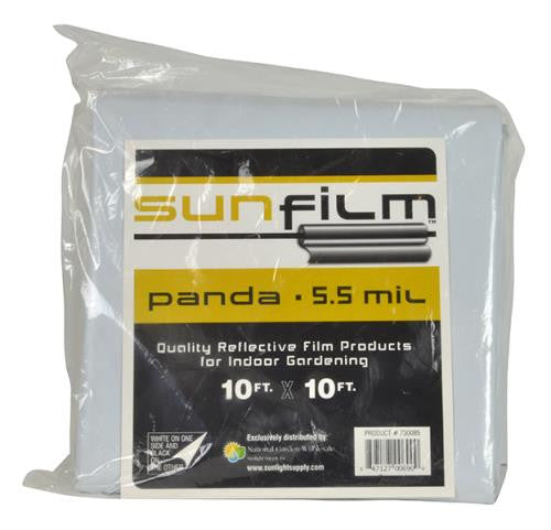 Sunfilm Black & White Panda Film 10 ft x 10 ft Folded & Bagged