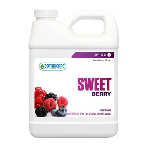 Botanicare Sweet Berry Quart