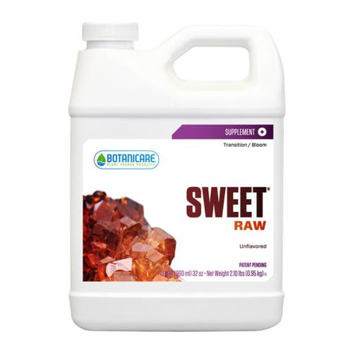 Botanicare Sweet Carbo Raw Quart (12/Cs)