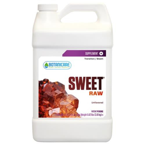 Botanicare Sweet Carbo Raw Gallon (4/Cs)