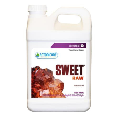 Botanicare Sweet Carbo Raw 2.5 Gallon (2/Cs)