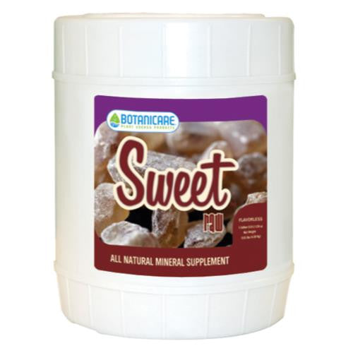 Botanicare Sweet Carbo Raw 5 Gallon