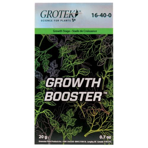 Grotek Growth Booster 20 gm (15/Cs)