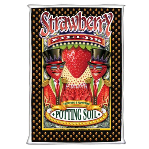 FoxFarm Strawberry Fields Fruiting and Flowering Potting Soil 1.5 cu ft (60-75/Plt)