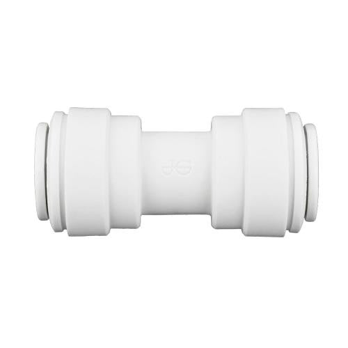 Ideal H2O JG Quick Connect Fitting - Straight  - 3/8 in - White (10/Bag)