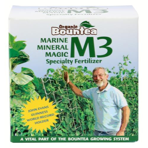 Organic Bountea Marine Mineral Magic M3 1 lb (12/Cs)