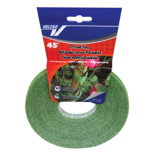 Velcro Plant Ties - 45 ft x 1/2 in Roll