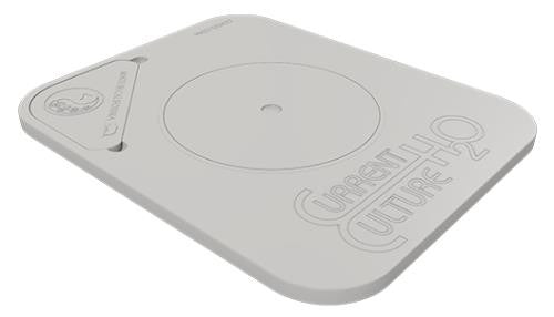 Current Culture CCH2O Epicenter Lid - White (36/Cs)