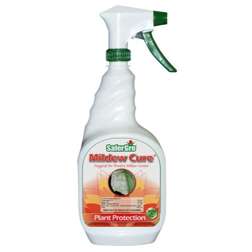 SaferGro Mildew Cure RTU Quart (6/Cs)