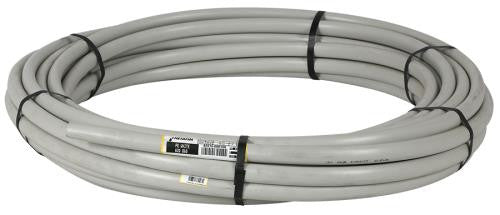 Netafim UV White / Black Polyethylene Tubing 3/4 in (.82 in ID x .94 in OD) - 100 ft (1/Cs)