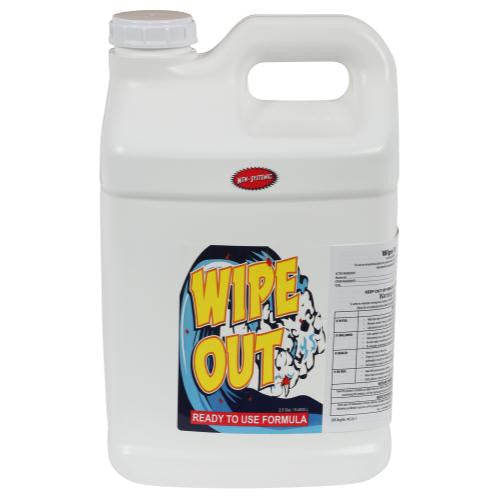 Wipe Out 2.5 Gallon (2/Cs)